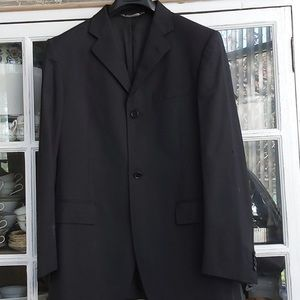Dolce & Gabbana Mens Black Jacket, IT 50